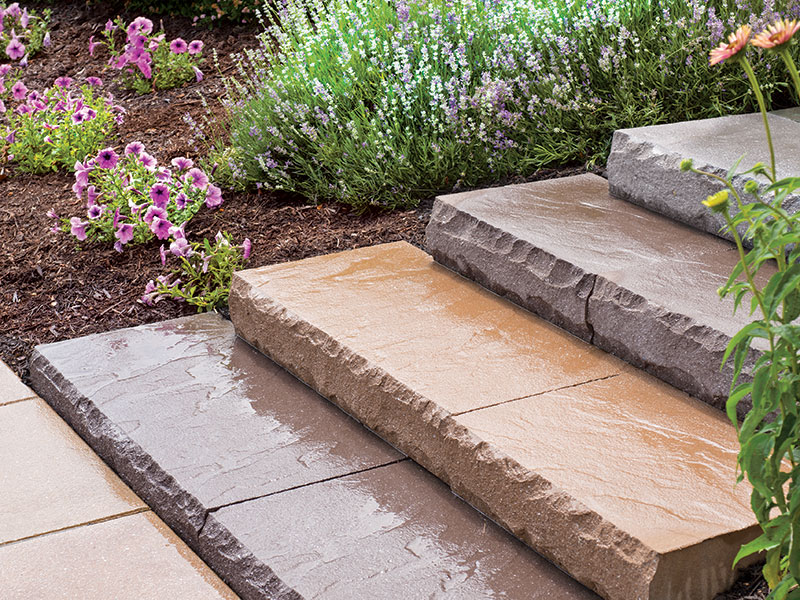 Chapel Stone® step block