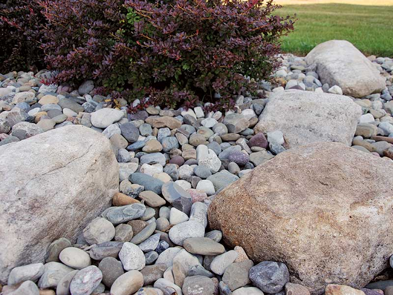 Landscaping Stone & Boulders