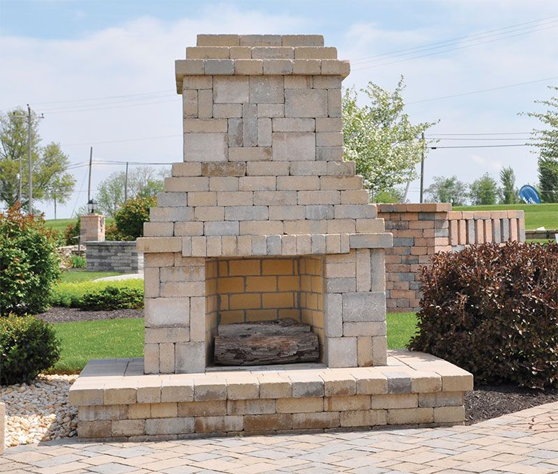 Fireplaces & Ovens